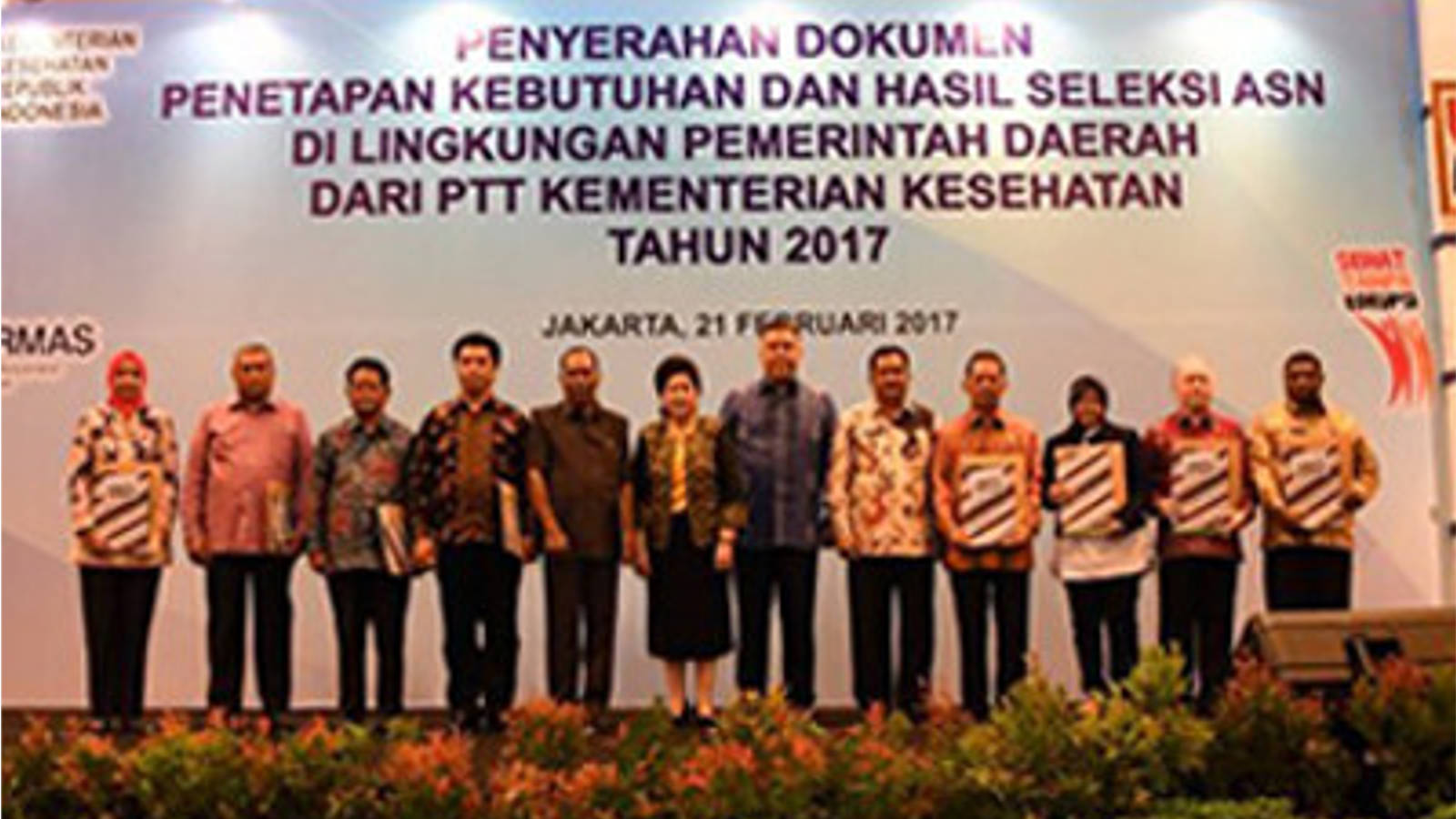 Puluhan Ribu Calon ASN di Lingkungan Daerah dari PTT Kemenkes Ditetapkan