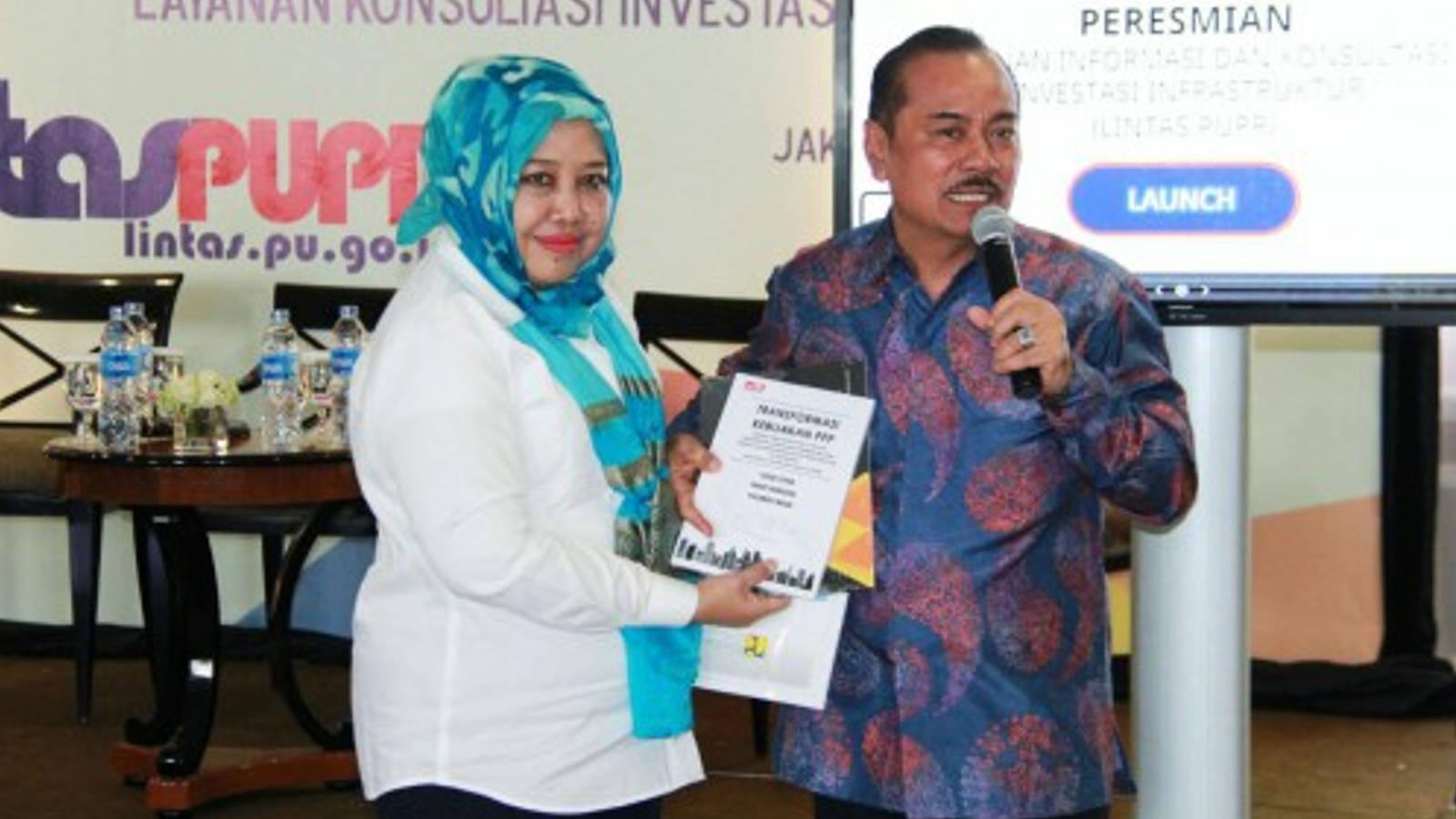 Kementerian PUPR Luncurkan Situs Layanan Konsultasi Investasi Infrastruktur