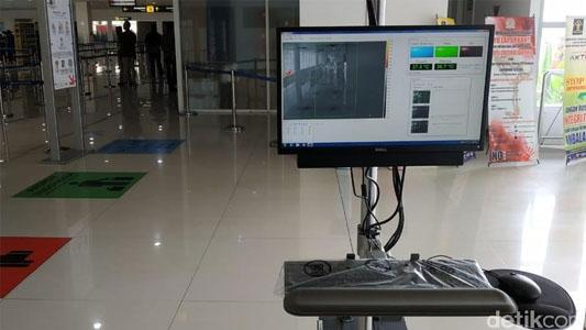 Selain Cacar Monyet, 3 Potensi Wabah Ini Terdeteksi dengan Thermal Scanner